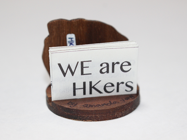 """We Are HKers"" by Amanda Vong"